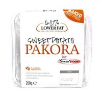 Sweet Potato Pakora 200g