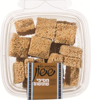 Sweet Sesame Bars Sasson 250G