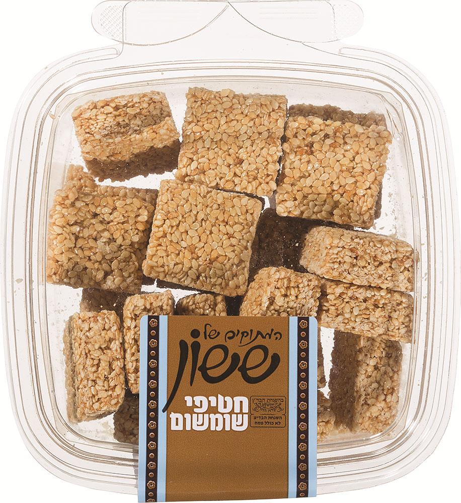 Sweet Sesame Bars Sasson 250G