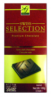 Swiss Selection Dark Chocolate Bar 100G