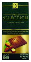 Swiss Selection Milk Hazelnut Bar 100G