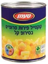 Taaman Fruit Mix Cocktail In Tins 850G
