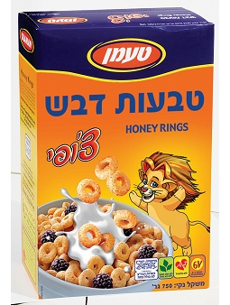 Taaman Honey Hoops Crunchies Cereal  250G