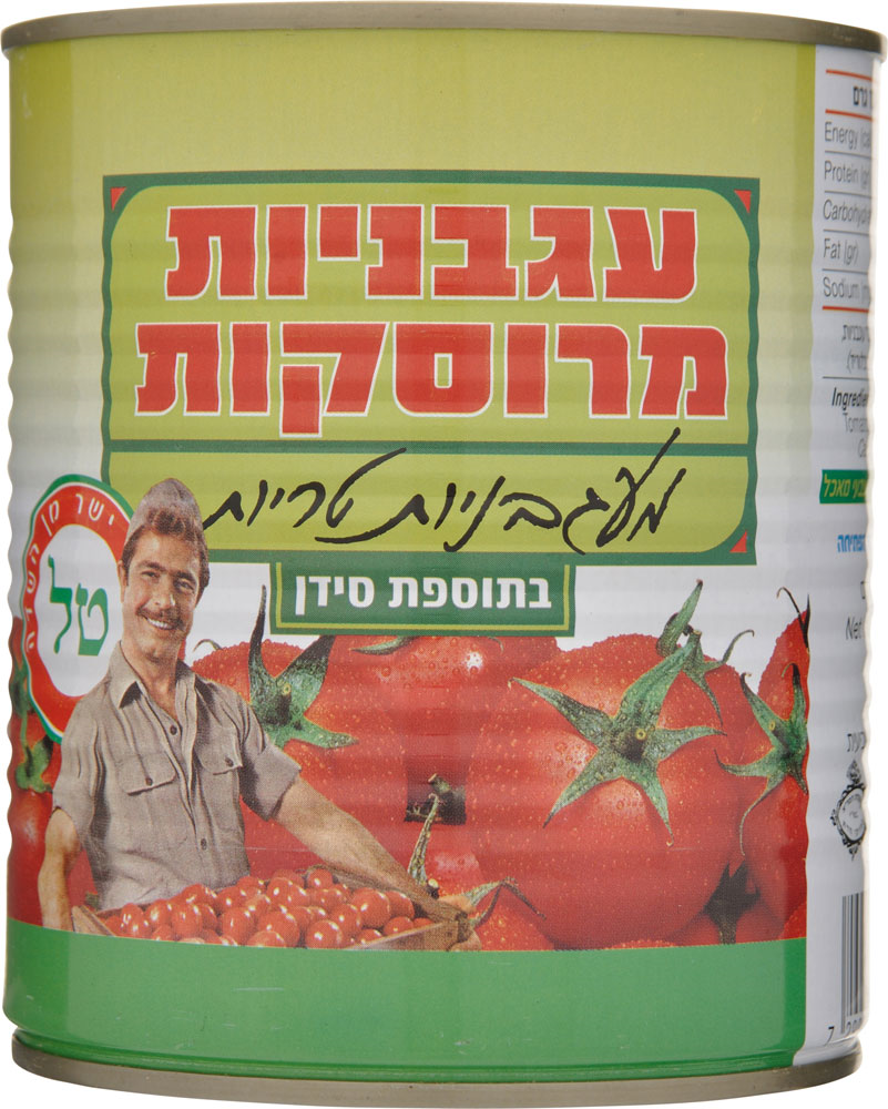 Tal Crushed Tomatoes  800G