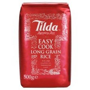 TILDA EASY COOK RICE 500G