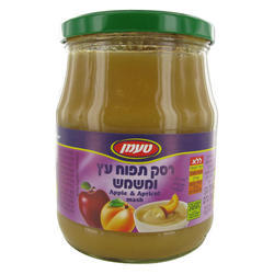 Taaman Apple Apricot Sauce Sweet 550G