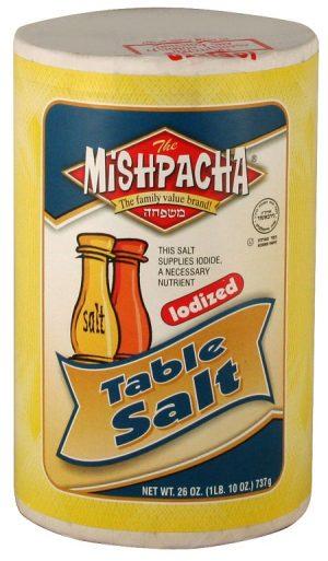 Table Salt 728G