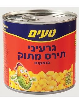 Tamman Sweet Corn Vacuum Packet