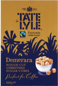 Tate & Lyle Brown Cube 500G