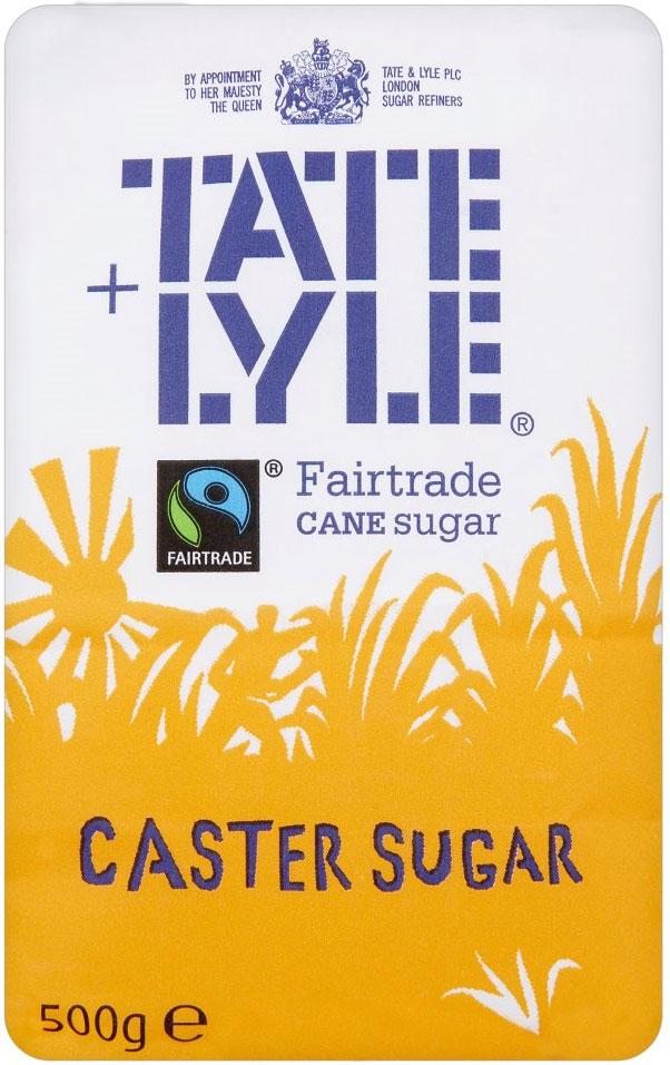 Tate & Lyle Caster Sugar 500G