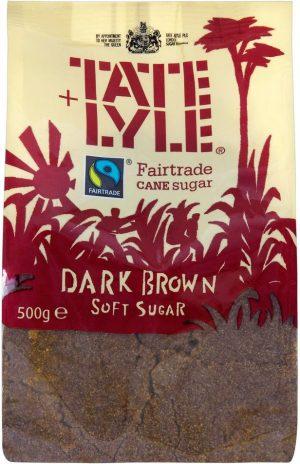 Tate & Lyle Dark Brown Sugar 500G