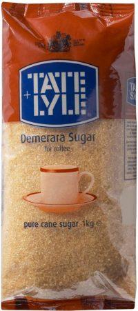 Tate & Lyle Demerara Sugar 1KG