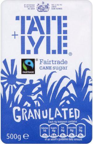 Tate & Lyle Granulated Sugar 500G