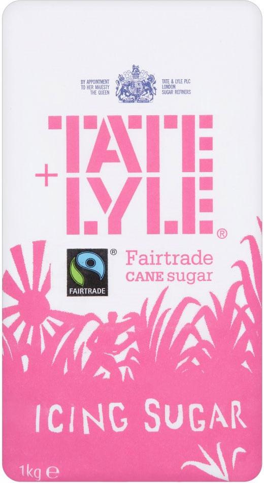 Tate & Lyle Icing Sugar 1KG