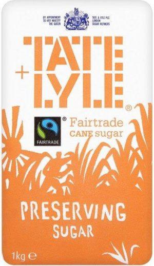 Tate & Lyle Preserving Sugar 1KG