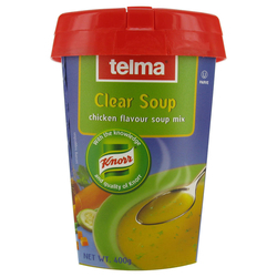 Telma Chicken Clear Parve Powder 400G