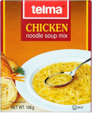 Telma Chicken Noodle Soup Mix Twin