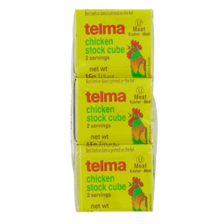 Telma Chicken Stock Meaty 3pc
