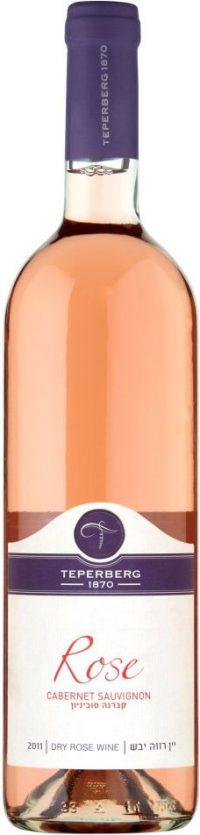 Teperberg Rose 750ml