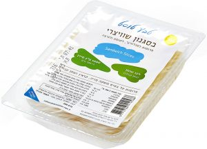 Teva Swiss Style Toast Slices with Organic Tofu 200G Teva Deli