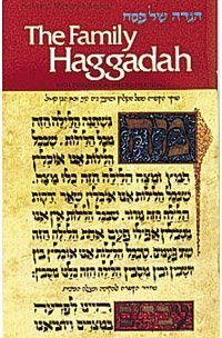 The Family Haggadah by Artscroll