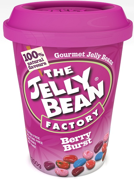 The Jelly Bean Berry Burst Cup 200G
