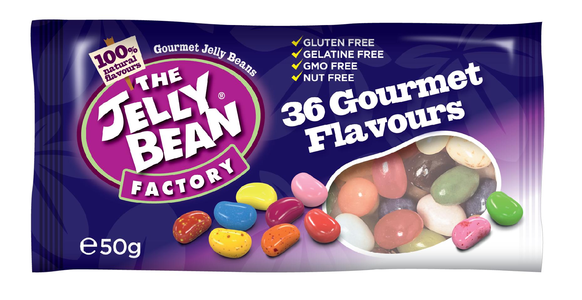 The Jelly Bean Sachet Bag 50G