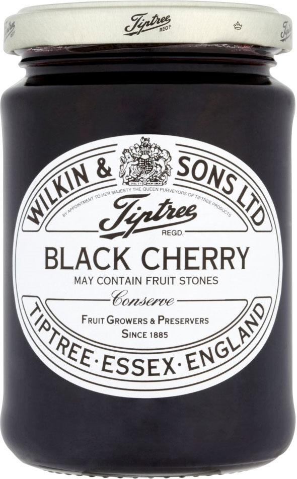 Tiptree Black Cherry Jam 340G