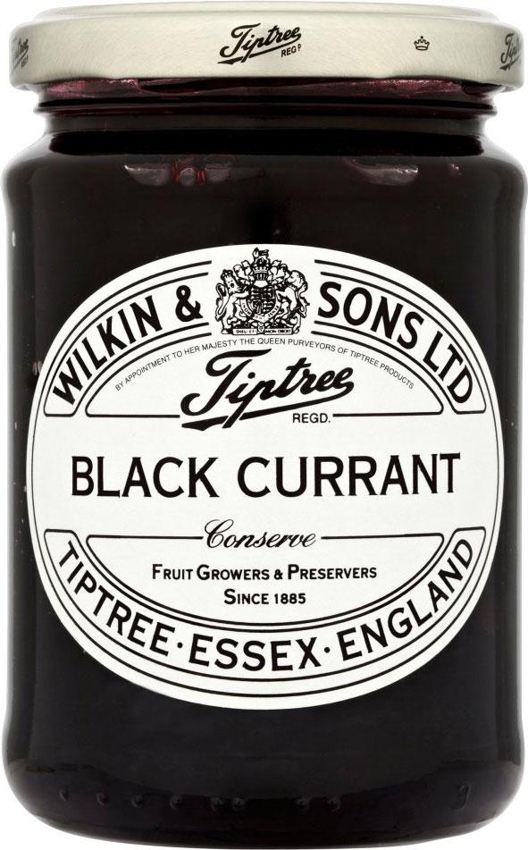 Tiptree Blackcurrant Jam 340G