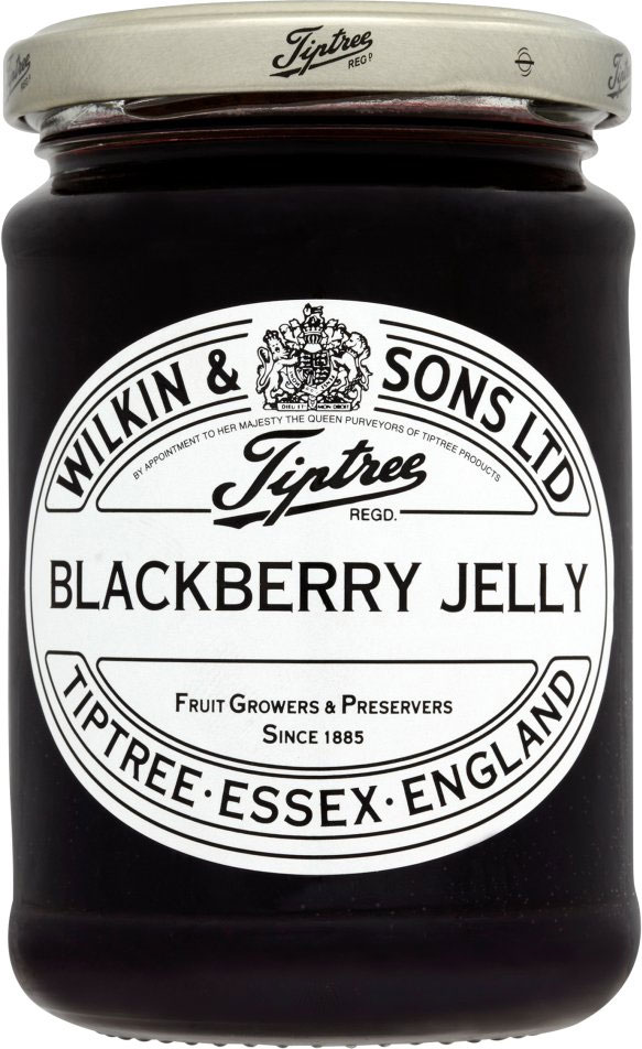 Tiptree Blackcurrant Jelly 340G