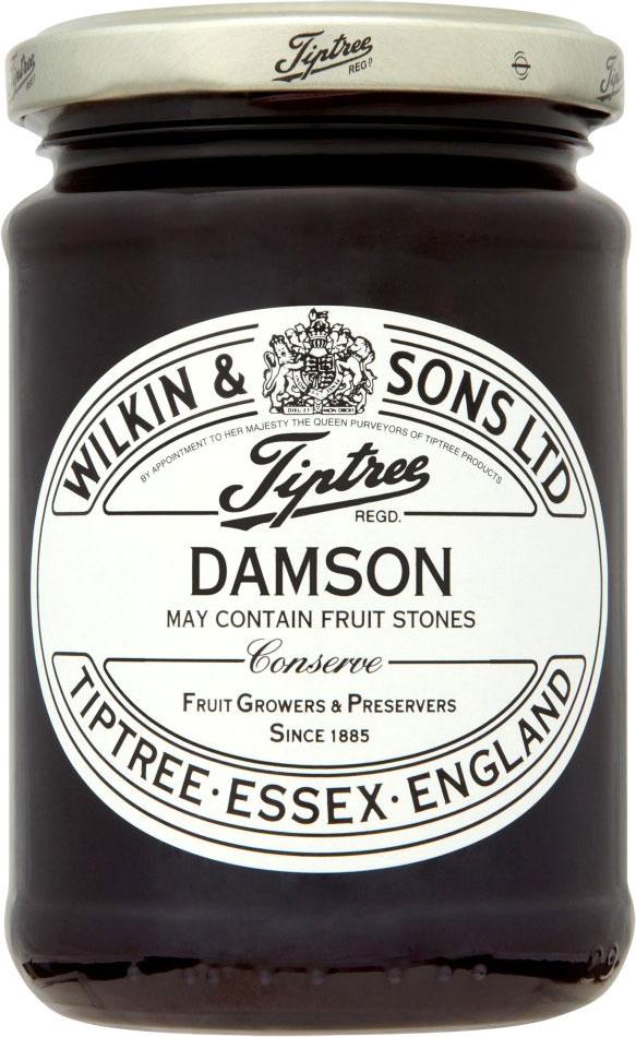 Tiptree Damson Jam 340G