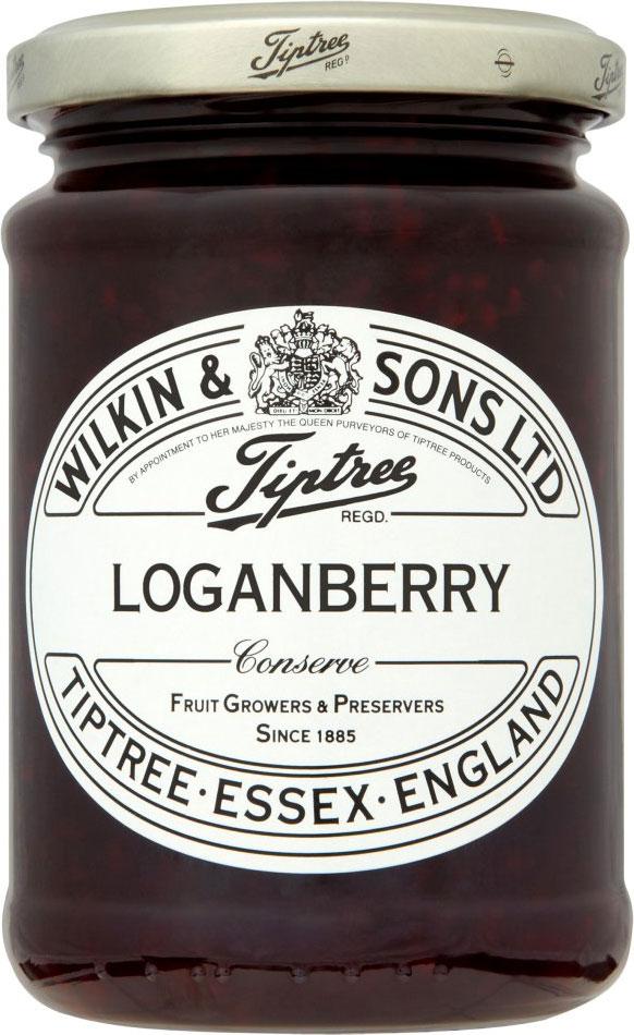 Tiptree Loganberry Jam 340G
