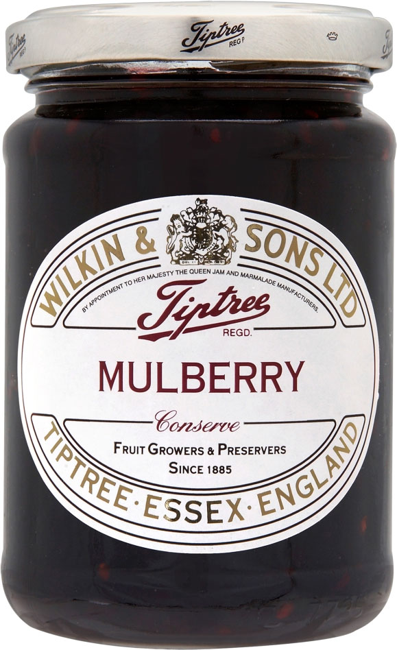 Tiptree Mulberry Jam 340G