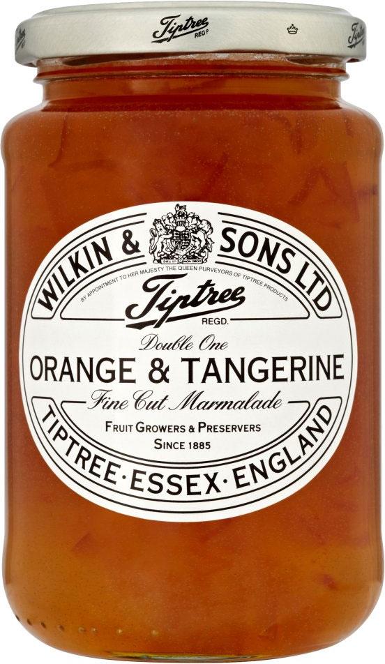 Tiptree Ornge Tangerine Marmalade 454G