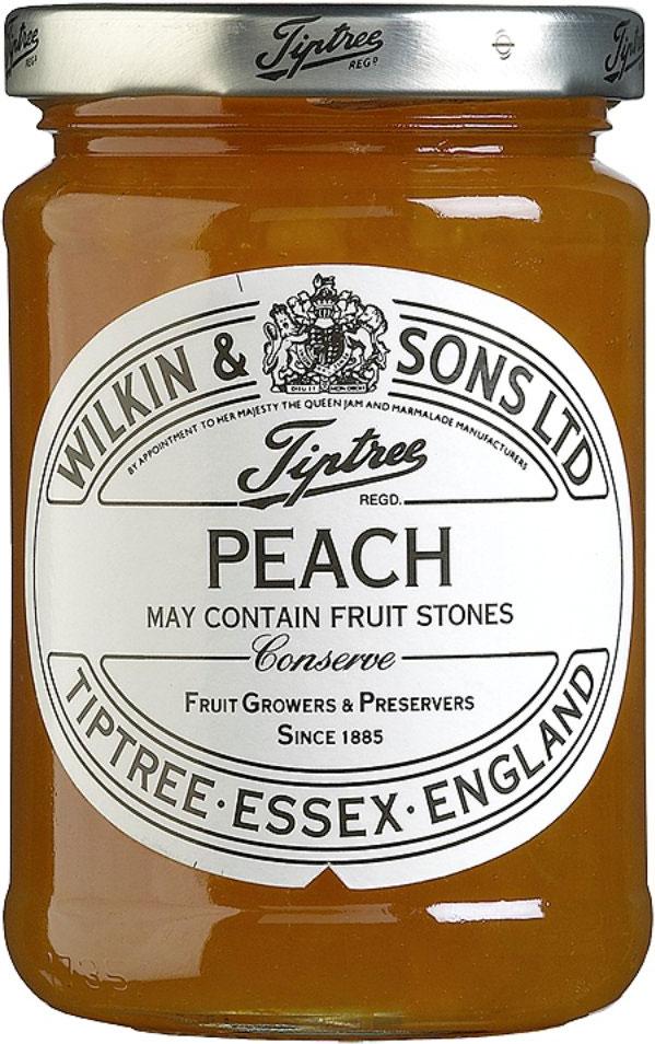 Tiptree Peach Preserve 340G