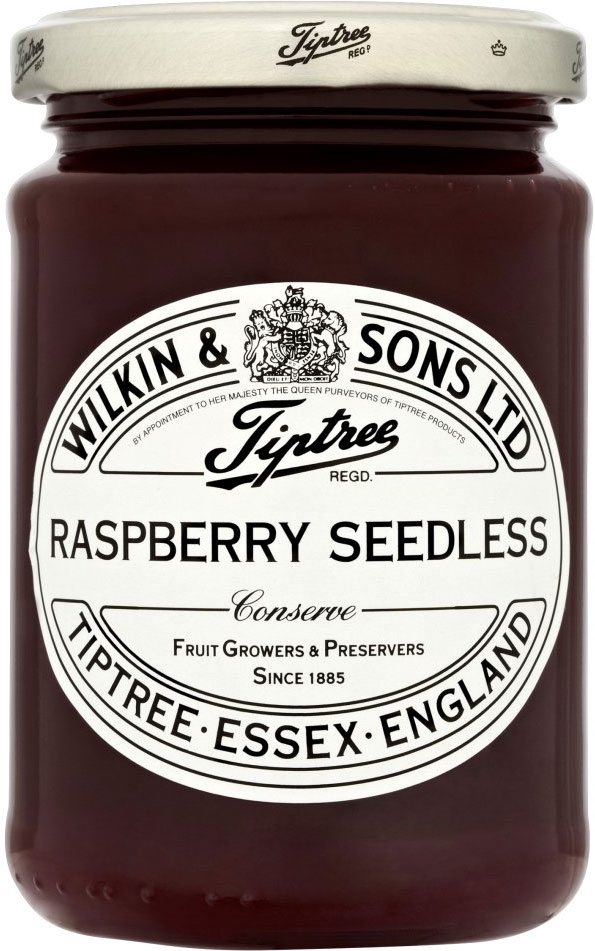 Tiptree Raspberry Seedless 340G