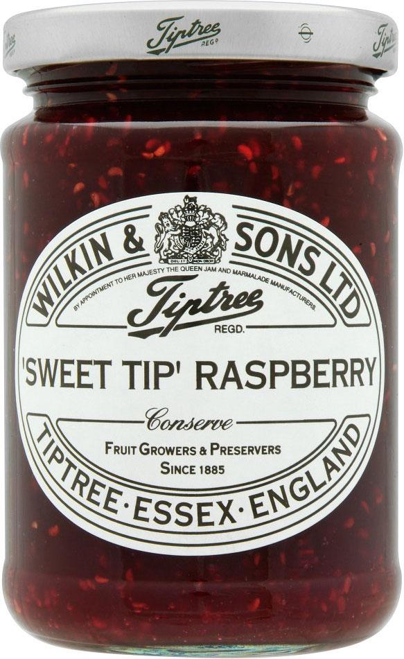 Tiptree Rasperry Sweet Tip 340G
