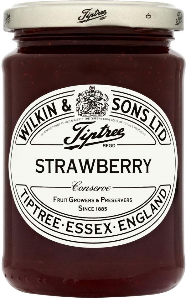 Tiptree Strawberry Conserve 340G