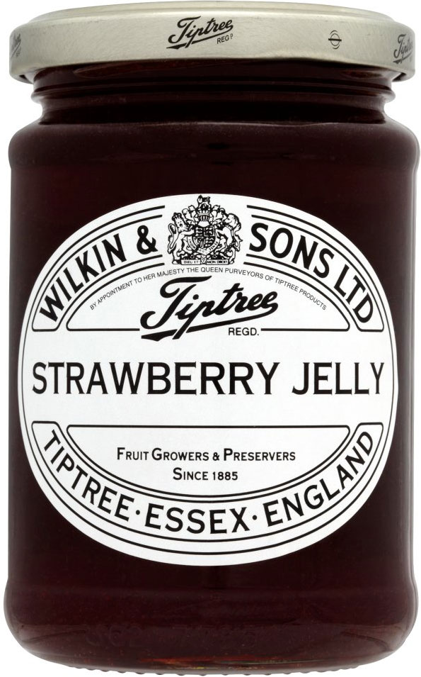 Tiptree Strawberry Jelly  340G