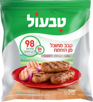 Tivall Spicy Kabab 5% fat 500G