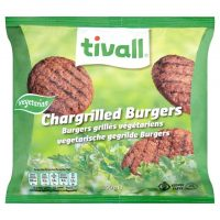 Tivall Vegetarian Chargrilled Burgers 300G