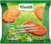 Tivall Vegetarian Schnitzels 400G