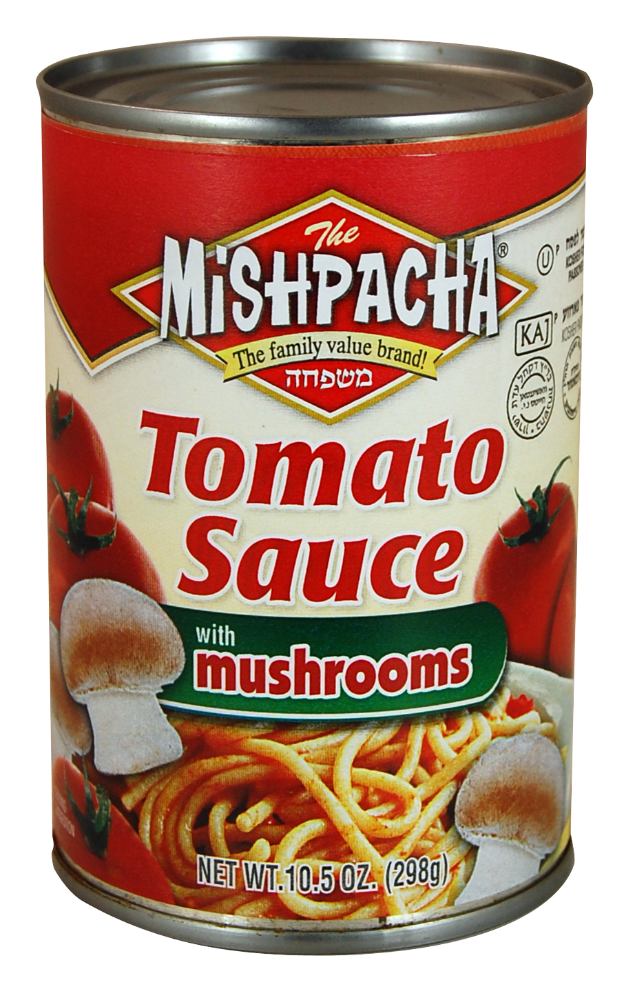 Tomato Mushroom Sauce Mishpacha 294G