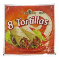 Tortilla Wraps -  20cm  8 PC