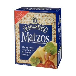 Traditional Matzos  300G