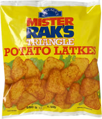 Triangle Potato Latkes 680G