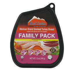 Turkey Breast Mexican Brand 340G - Family Pack
