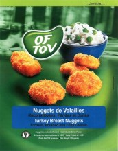 Turkey Breast Nuggets 700G