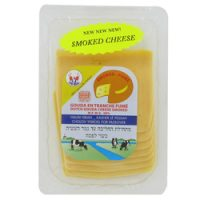 Twin Brand Sliced Cheese Gouda Smoked 160G