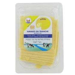 Twin Brand Sliced Cheese Havarti Light 160G